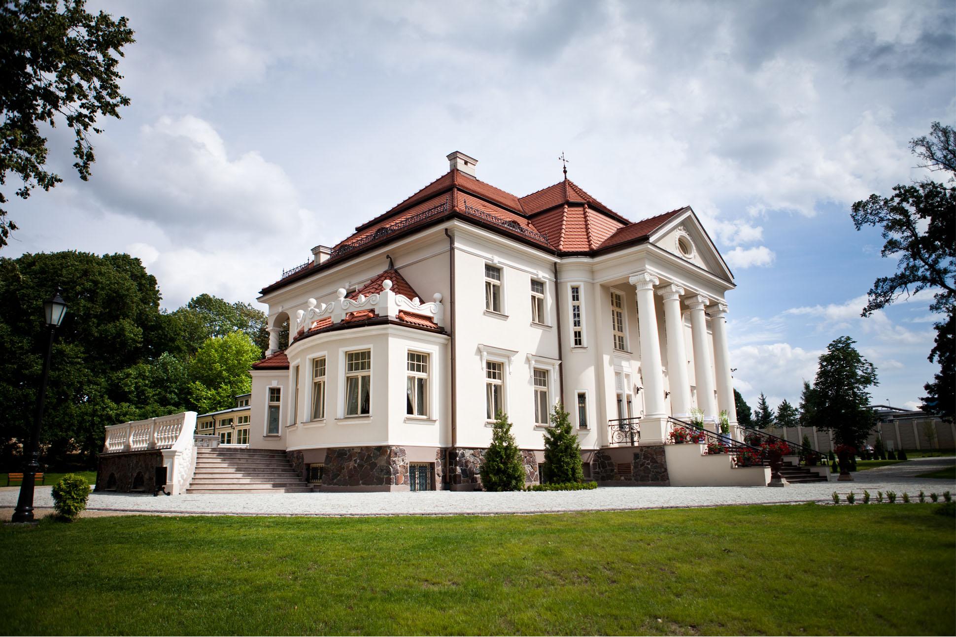 Pałac Tłokinia - Gdzie zorganizować wesele?