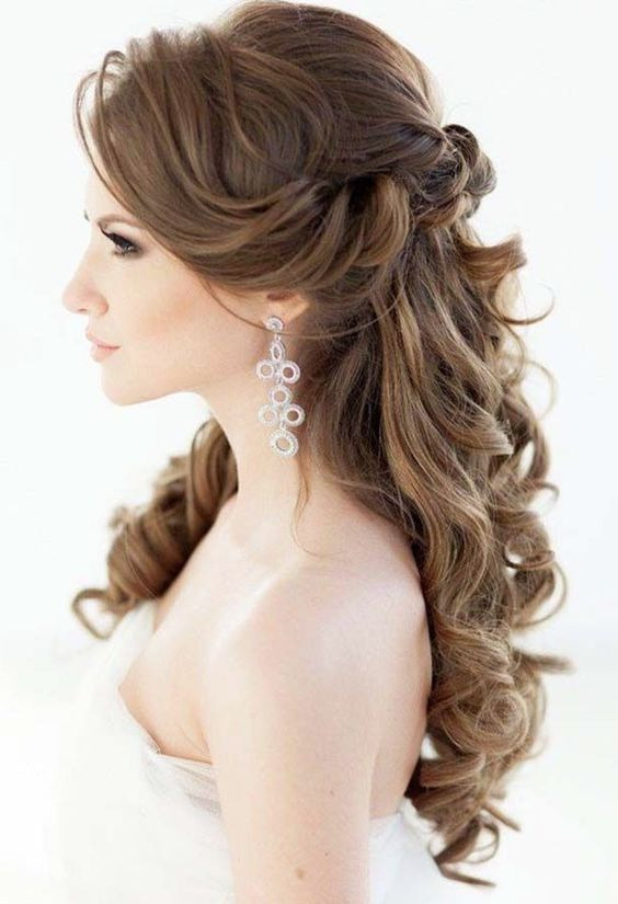 down do pinterest - Jak szybko poprawić kondycję włosów? Porady dla przyszłej panny młodej.
