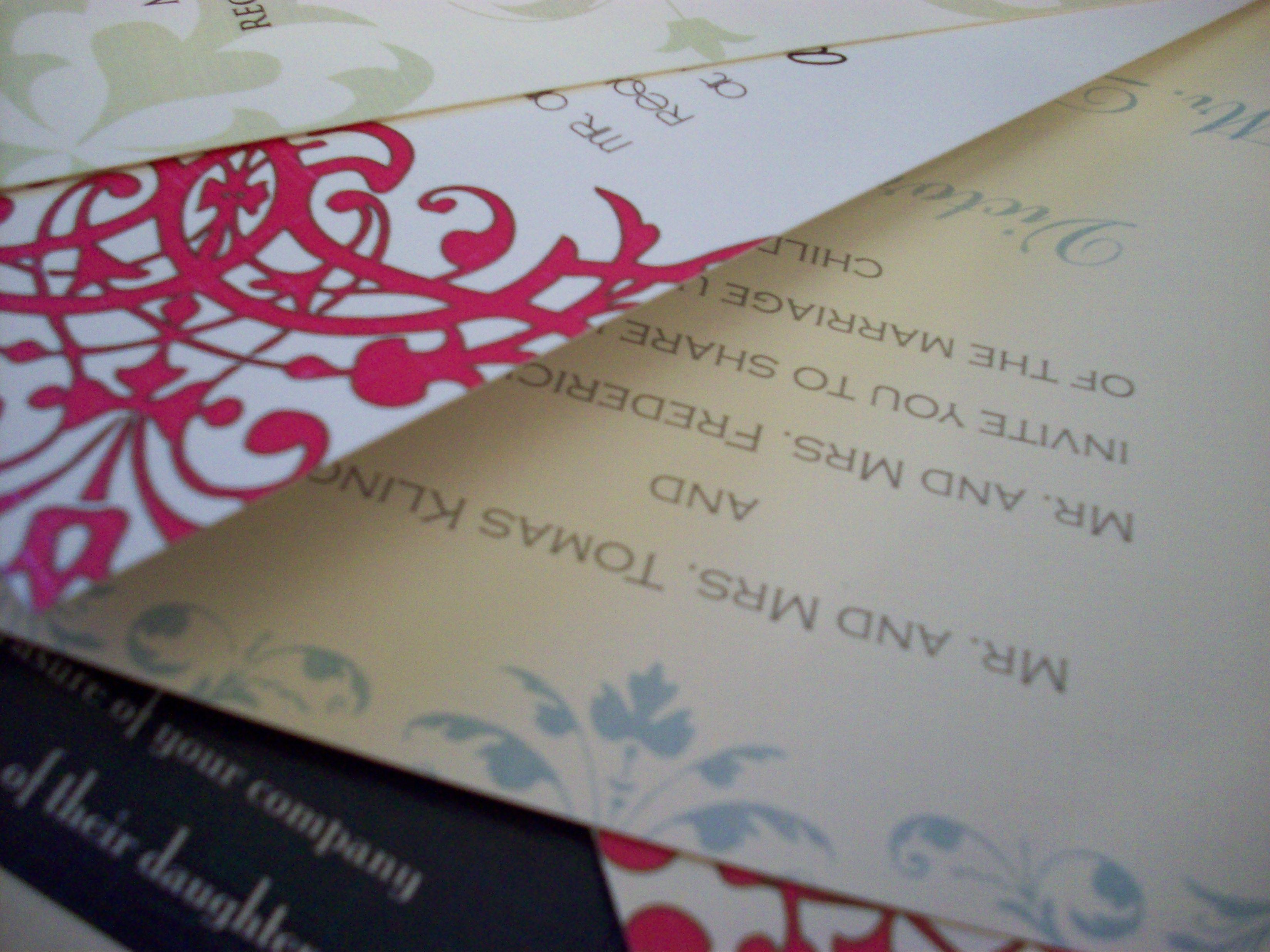 Najciekawsze teksty i wierszyki na zaproszenia ślubne