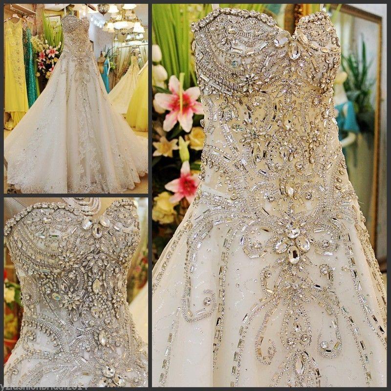 24 57 201 original - Najdroższe suknie ślubne świata