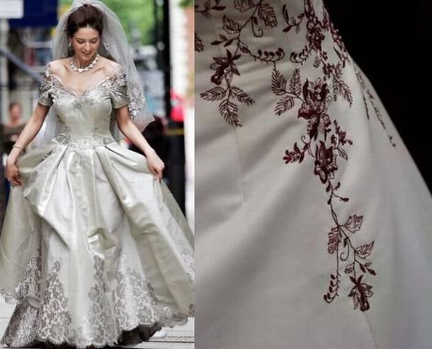 mauro - Najdroższe suknie ślubne świata