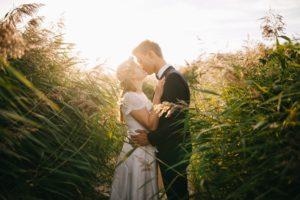 Romantyczna sesja ślubna, wyjątkowa pamiątka na lata