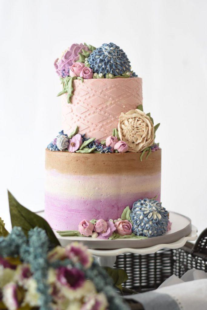 jaki tort weselny