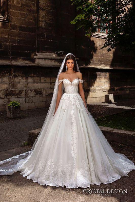 Suknie ślubne typu księżniczka