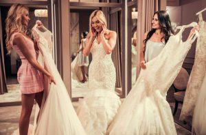 Suknie ślubne 2020 - trendy w modzie ślubnej